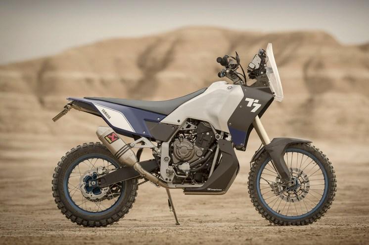 Yamaha, il concept T7