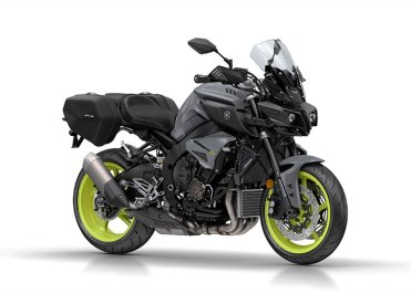 Yamaha MT-10 Tourer Edition Night Fluo
