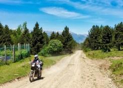Pirenei in moto: sterrati verso Saint-Laurent-de-Cerdans con Honda Dominator