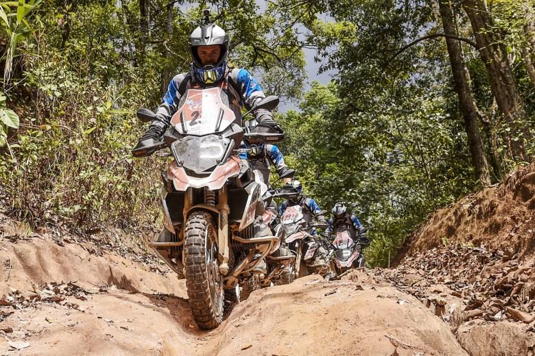 BMW GS Trophy 2016 in Thailandia