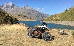 KTM Adventure Rally 2017, in Italia in Val di Susa