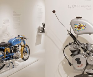 Il Museo Ducati a Borgo Panigale