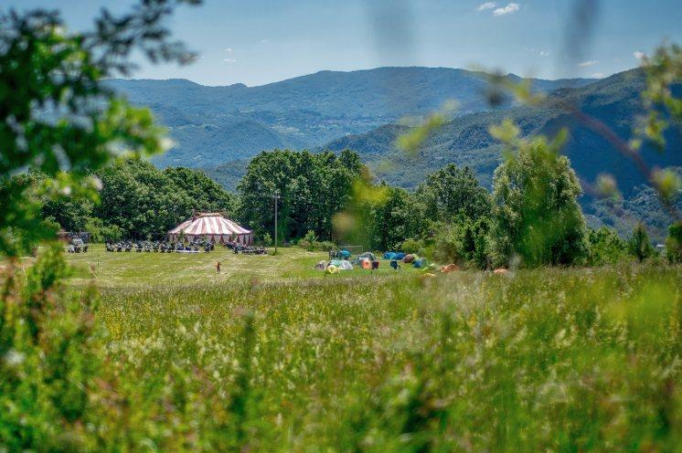 Daniele Donin Travellers Camp