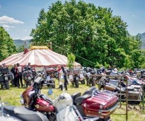 Travellers Camp 2017 tendone da circo