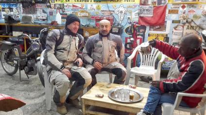 Garage Sahara assistance a zagora