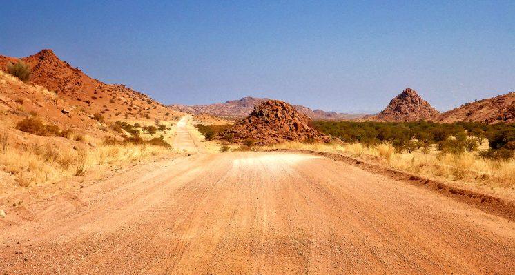 Sudafrica e Namibia in moto