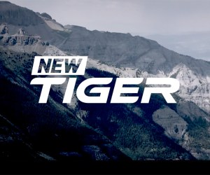 Triumph Tiger 2018 teaser video