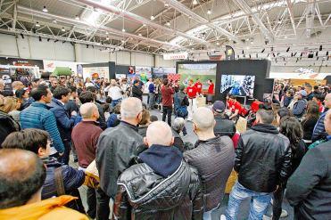 Mototurismo al Roma Motodays 2018
