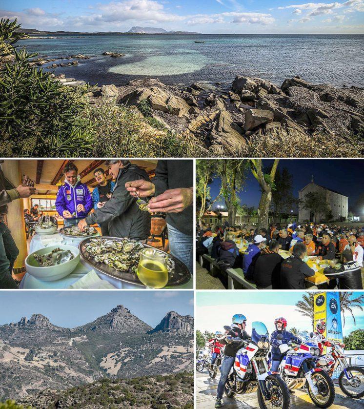 Sardegna gran tour 2018
