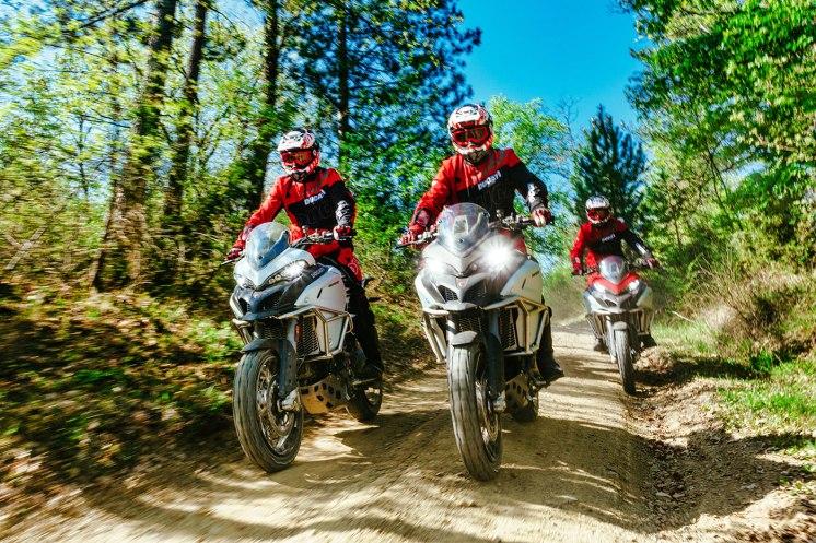 Ducati riding academy 2018