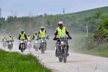 Honda True Adventure Toscana 2018