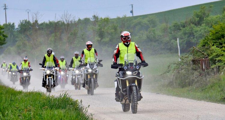 Honda True Adventure Toscana 2018