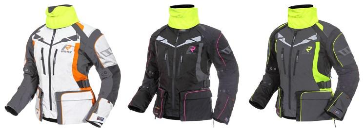 Rukka toughtrail giacca