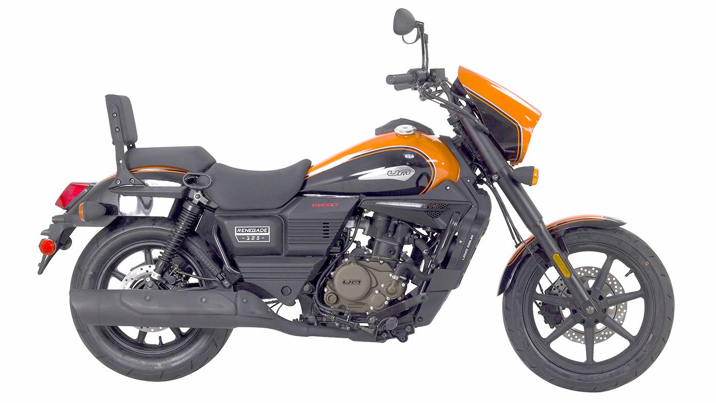 um motorcycles scrambler renegade