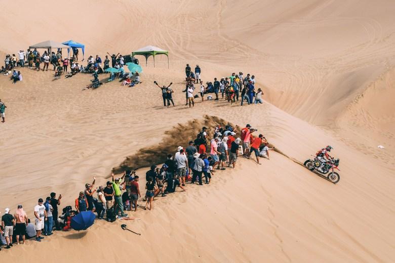 Rally Dakar 2018 100x100 Perù