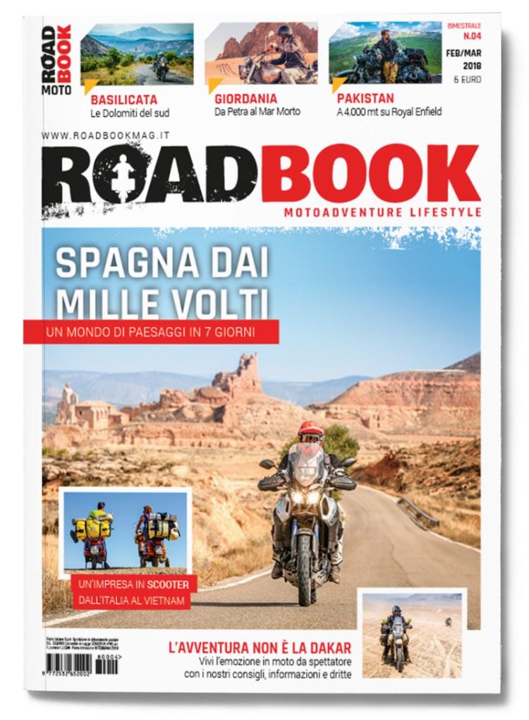 Copertina RoadBook numero 4