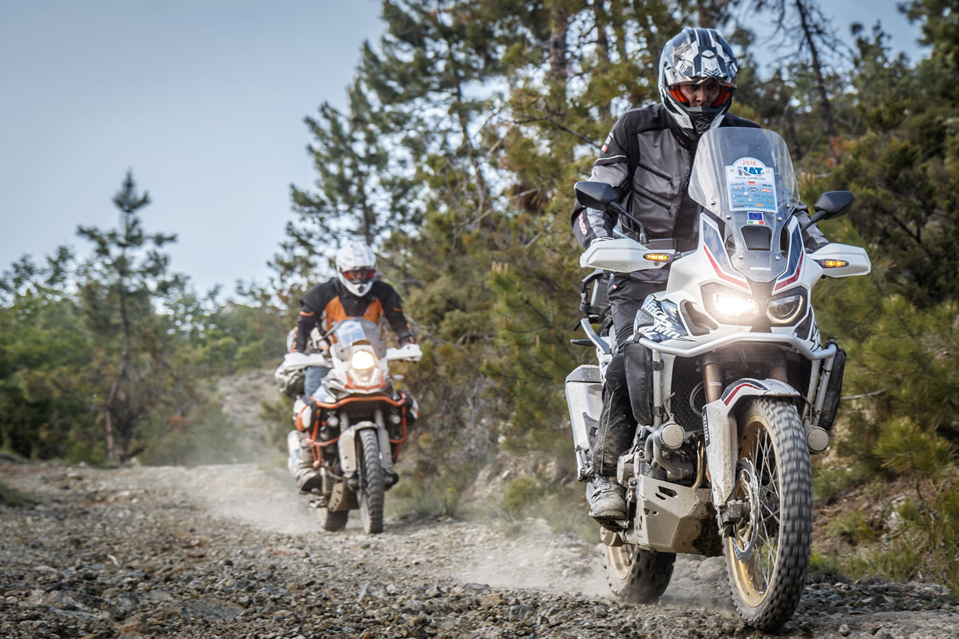 HAT Series 2018 Africa Twin