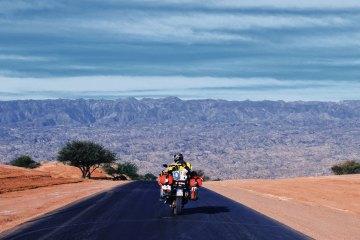 Roberto Agostini The Bikerchefproject Viaggio in Sud America prima parte