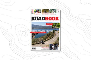 cover Copertina RoadBook N6