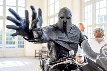 Easy Rider – Mito, arte, motocicletta - Reggia di Venaria Torino
