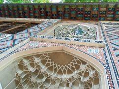 Sheki il palazzo del khan