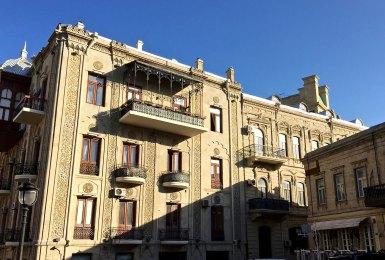 Caucaso Azerbaijan Baku