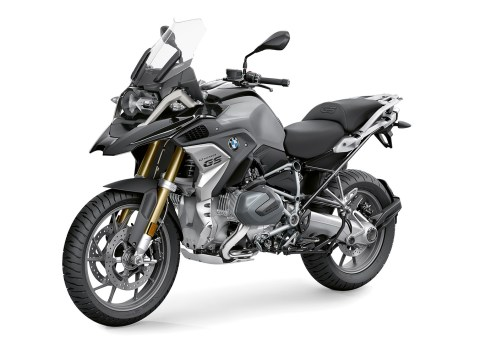 BMW R 1250 GS blackstorm