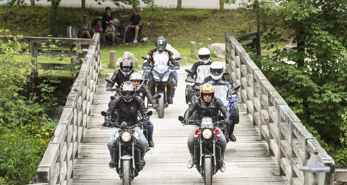 Yamaha Dolomiti Ride 2018