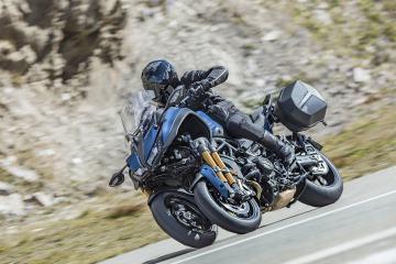 migliori moto per viaggiare in due 2021 yamaha niken GT