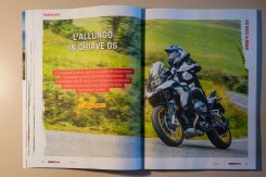 rivista RoadBook prova la nuova BMW r 1250 gs