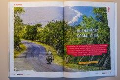 rivista RoadBook viaggio a Cuba