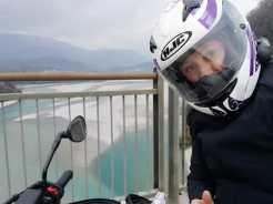 Women Riders World Relay Anna Polame