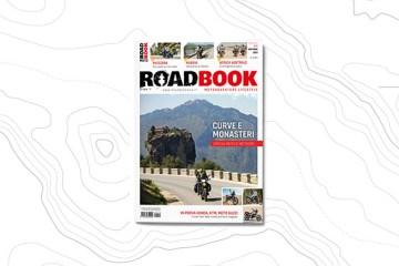 Copertina della rivista RoadBook numero 11