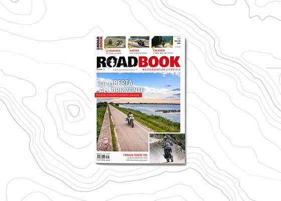 RoadBook rivista numero 12