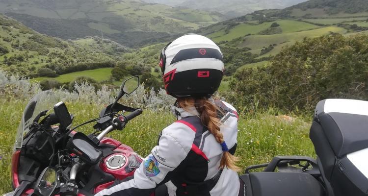 moto per donne