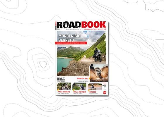 Copertina RoadBook numero 13
