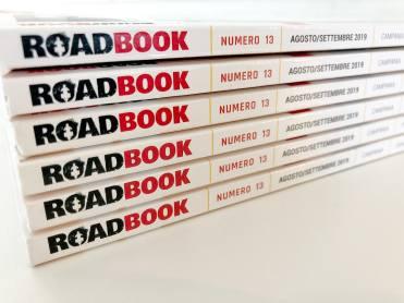 RoadBook 13 in edicola: la fortuna ci assiste