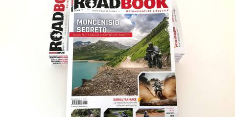 RoadBook 13 in edicola: la fortuna ci assiste