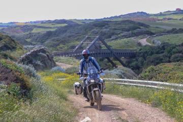 A scuola di fuoristrada con Renato Zocchi in Sardegna
