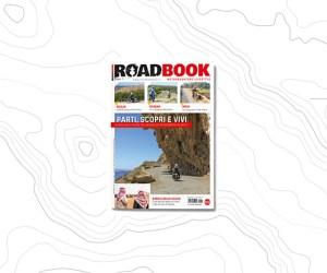 copertina rivista RoadBook numero 16