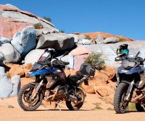 Mitas E-07 pneumatico ideale per le moto avventure