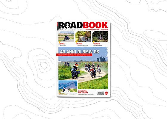 RoadBook numero 20