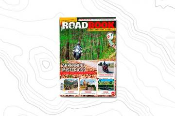 cover Copertina RoadBook N23