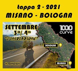 1000 curve tappa 2 Misano Bologna