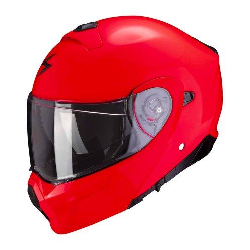 colore rosso Caschi Scorpion EXO 930 e EXO 930 Smart