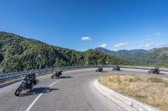 Moto Guzzi Experience 2021 italia