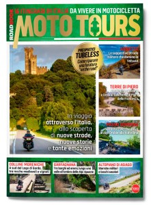 Copertina Moto Tours 3 RoadBook