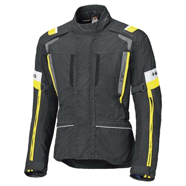 HELD_Giacca_4Touring_II_nero-giallo-fluo-anteriore