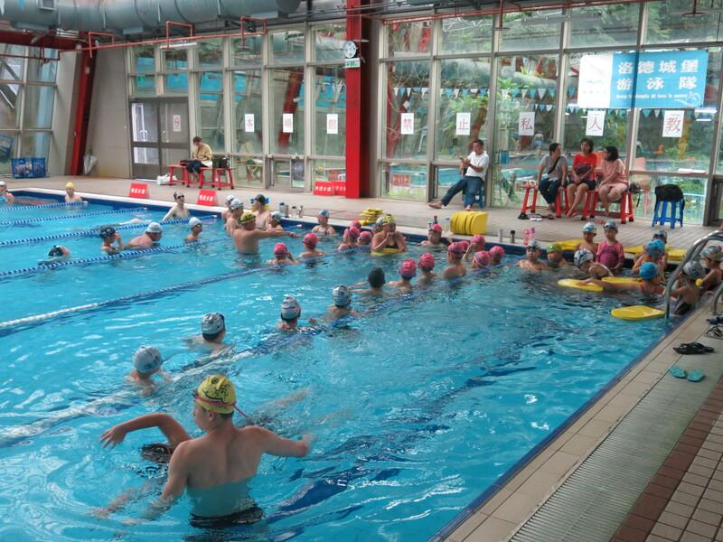 游泳學校 - 洛德城堡公館運動中心 ROAD CASTLE