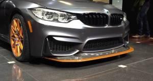 2016 BMW M4 GTS Video